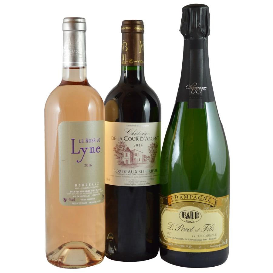 Vins | Champagnes